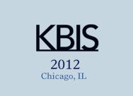 KBIS 2012, Chicago, IL